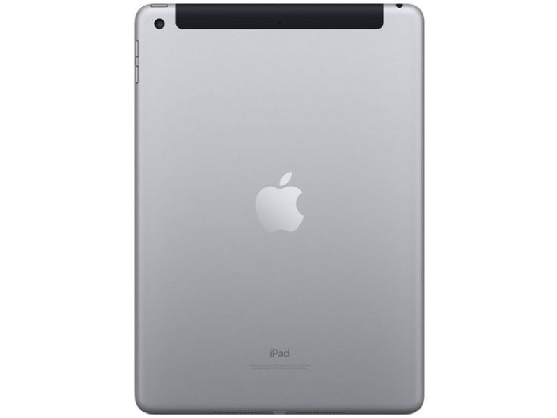 Apple iPad 5e gen. 2017 128GB Wifi+4G Grau