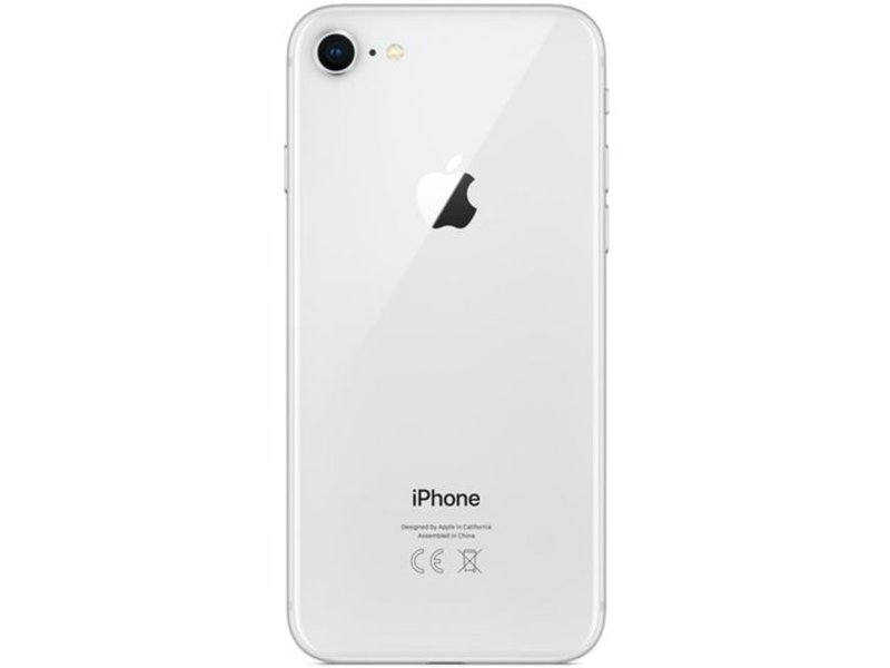 Apple iPhone 8 64GB Silber - Copy