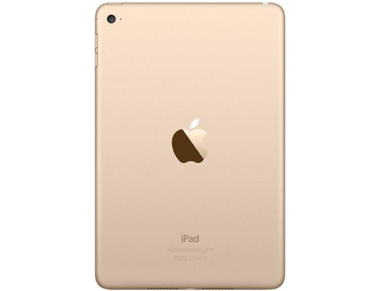 Apple iPad Mini 4 64GB Wifi Goud