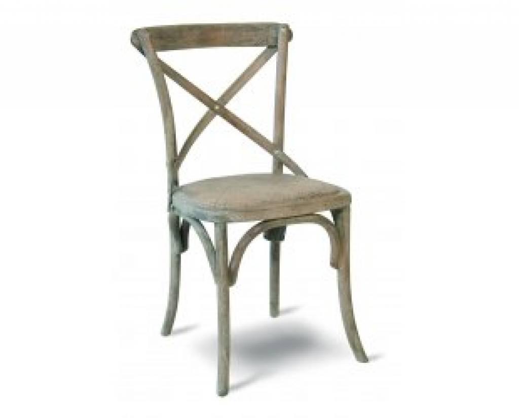 Lifestyle dining chair Cross - Pracht Interieur