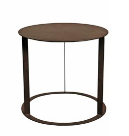 Lifestyle Rusty Coffeetable Metall S