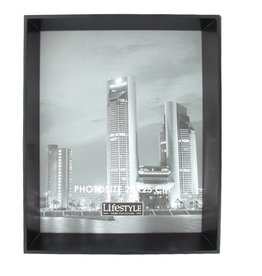 Lifestyle Parker Photo Frame Black 20x25