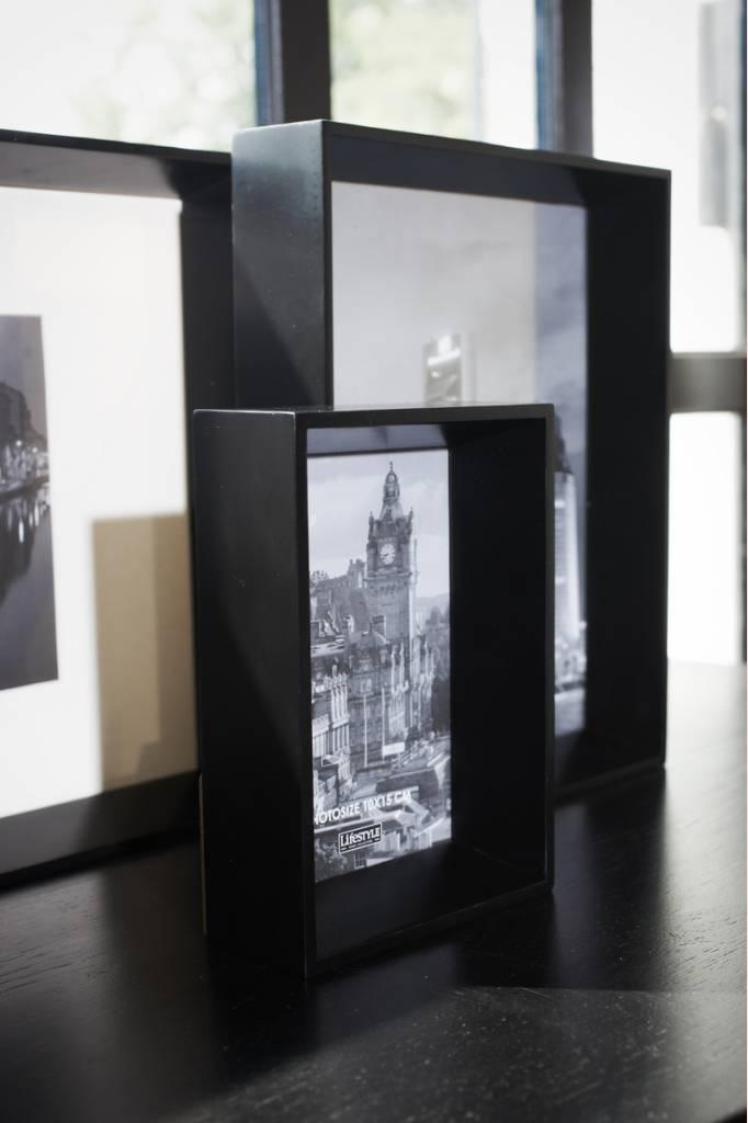 Lifestyle Parker Photo Frame Black 20x25