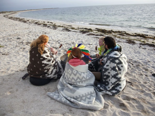 Lopi dekens strand