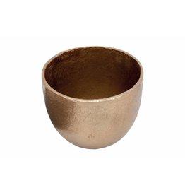 Dome Deco Tealight copper steel