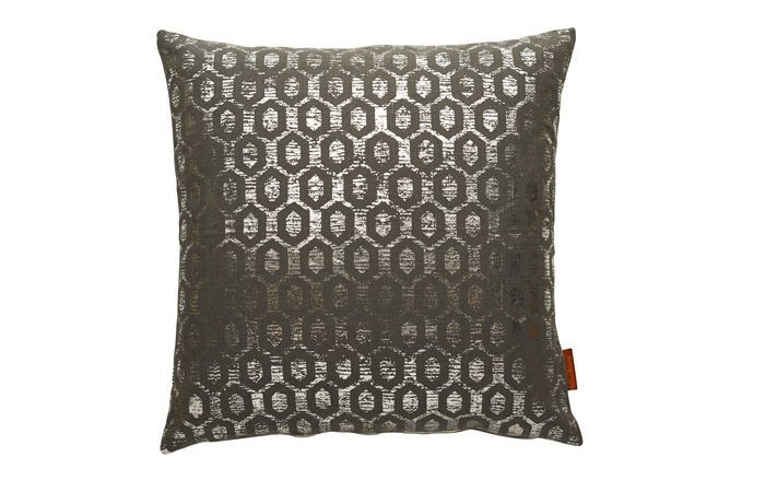 Cozy Living Cushion canvas ash / silver