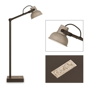 Frezoli Table Lamp Mazz gray