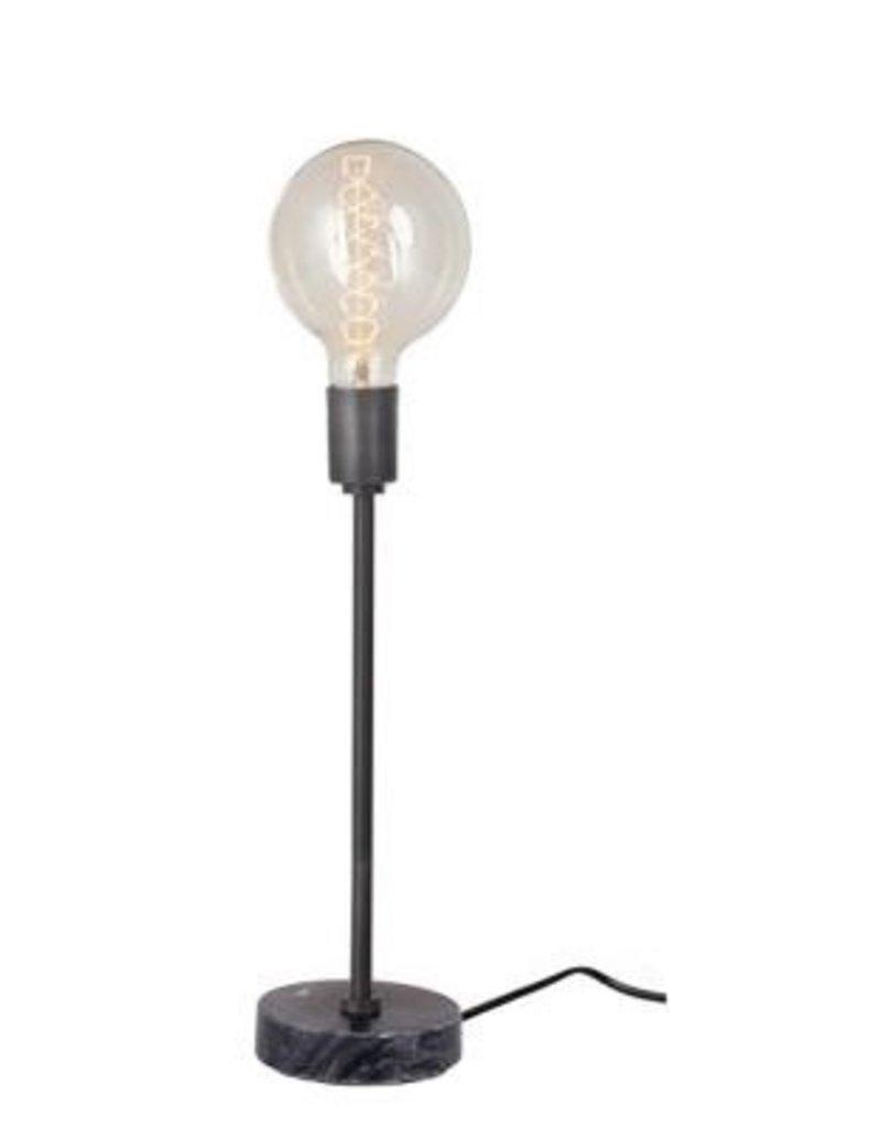 Lifestyle Narvic Tischlampe schwarz L