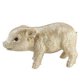 &Klevering piggybank piglet