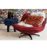 Lifestyle Forli armchair wine red