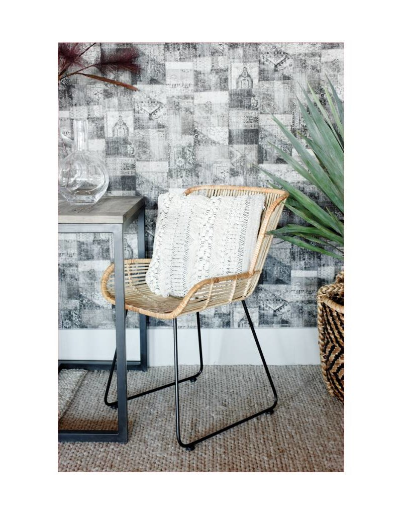 Lifestyle Madrid dining table 70x80