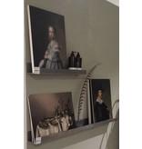 Pracht Label wall shelf metal 100CM