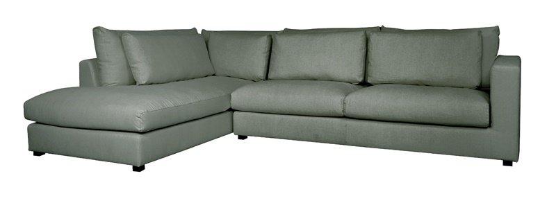 Lifestyle Naples Lounge Sofa grün