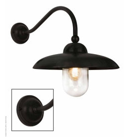 Frezoli Lucco wall lamp straight