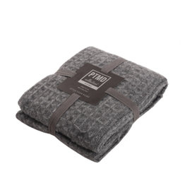 PTMD Plaid Mitz Anthracite Wool
