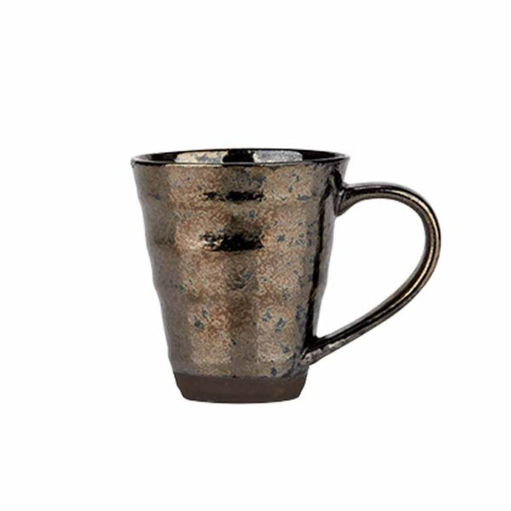 Bahne Mug Birch black