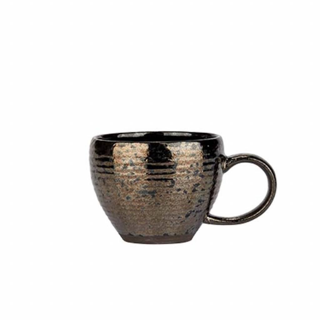 Bahne Cup Birch 8CM black