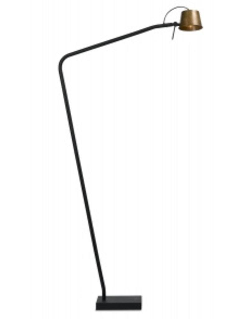 Tierlantijn Lighting Stehlampe Pilz Kupfer