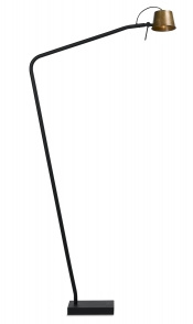 Frezoli Floor lamp Pliz copper