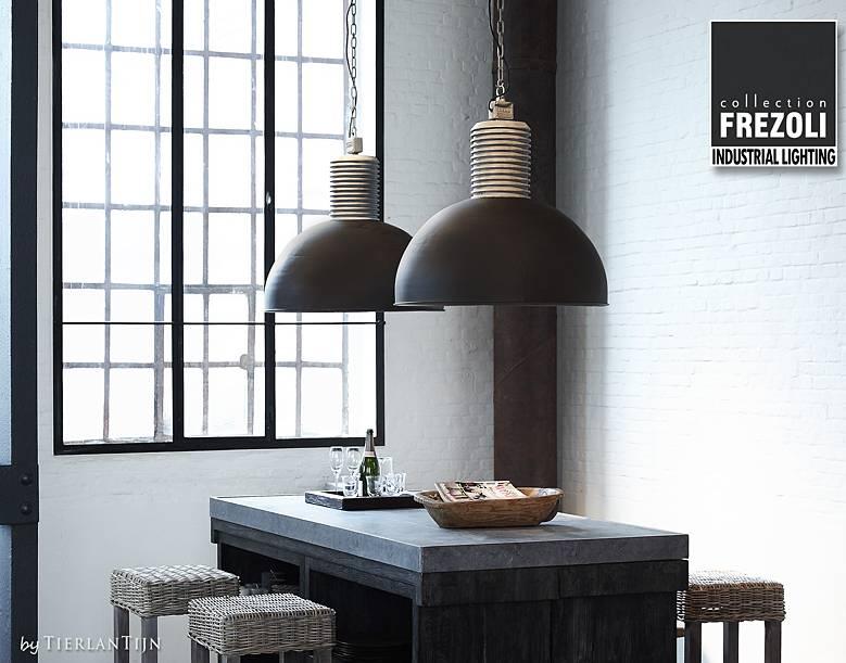 Tierlantijn lighting gaat verder onder de naam Frezoli lighting