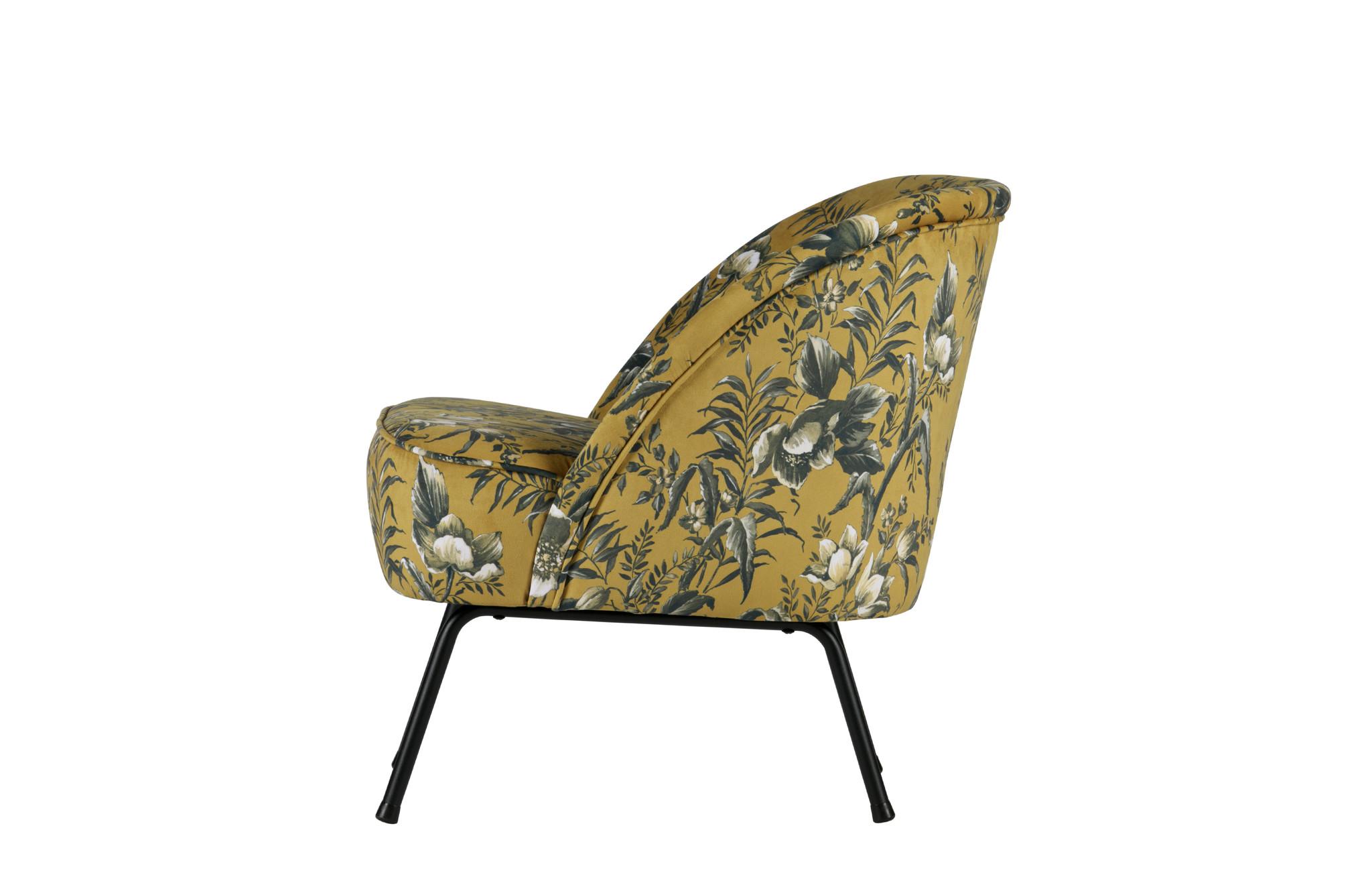 Vogue fauteuil Poppy detail