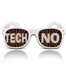 Techno Stickerbril