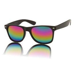 Zwarte Zonnebril I