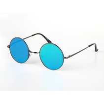 Gabberbril Blauw Groen II