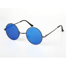 Gabberbril Blauw II