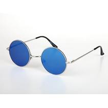 Gabberbril Blauw