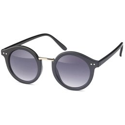 Ronde dames zonnebril