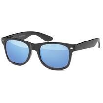 Zwarte Wayfarer Zonnebril ZB