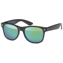 Zwarte Heren Zonnebril BlGr