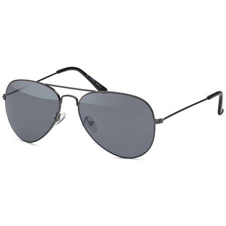 Goedkope Zwarte Pilotenbril