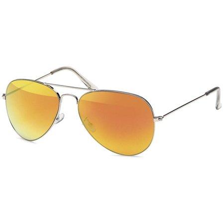 Pilotenbril Geel Oranje