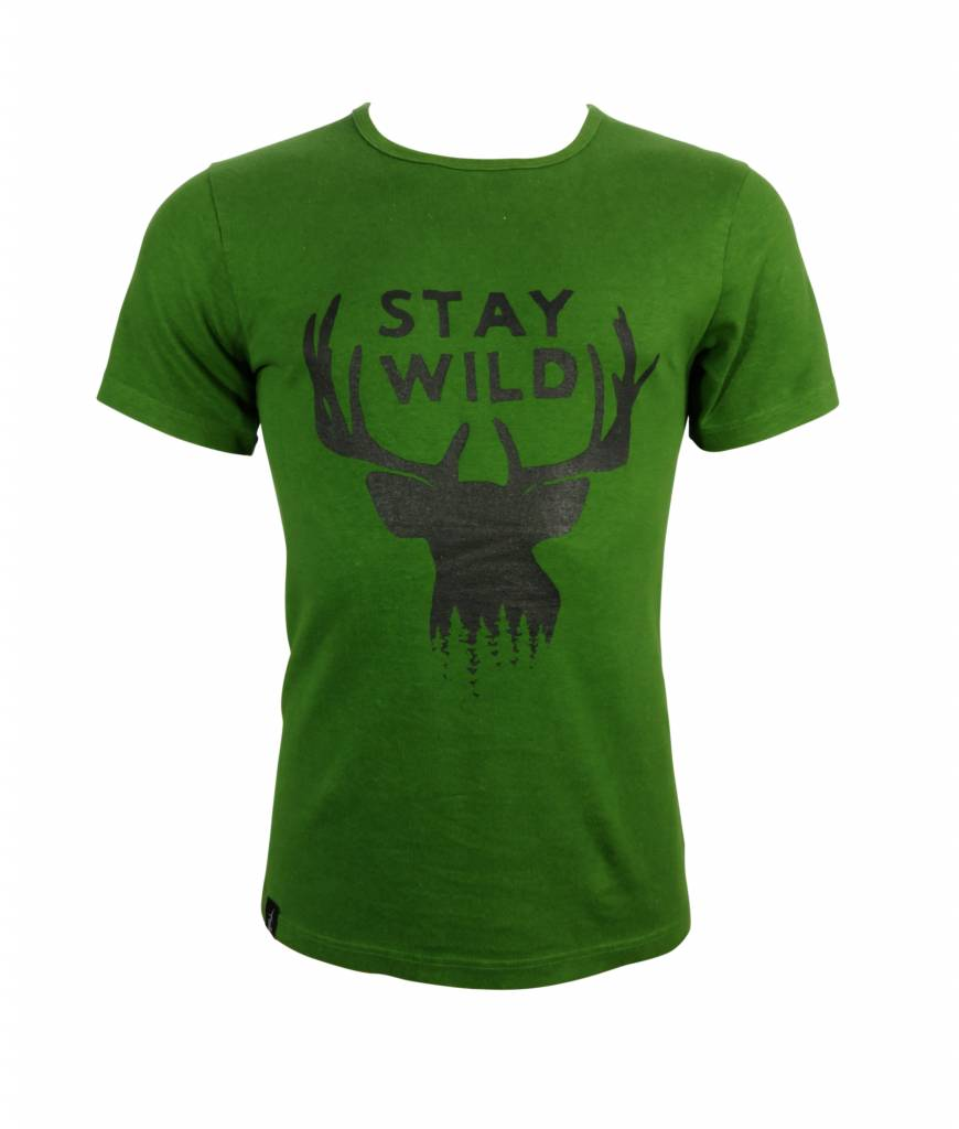 T-shirt Stay Wild from Green Lily