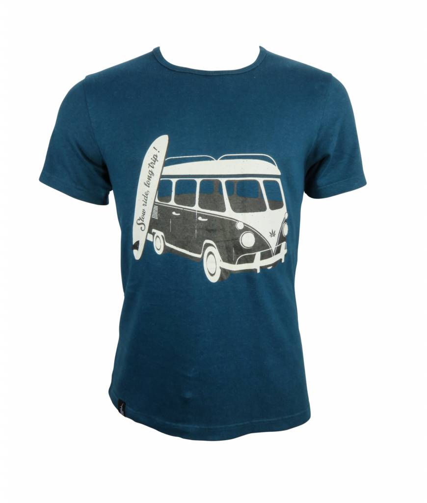 T-shirt VW Van from Green Lily