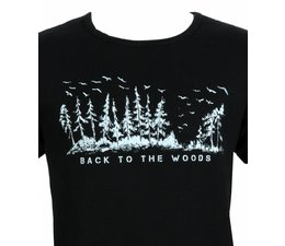 T-shirt Back to the Woods