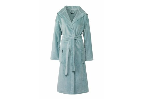 Vandyck RIO bathrobe Celadon Green-402