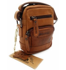 Hill Burry Hill Burry - VB100110 - 3245 - real leather - shoulder bag -  crossbodytas 187f6bb89c1d8