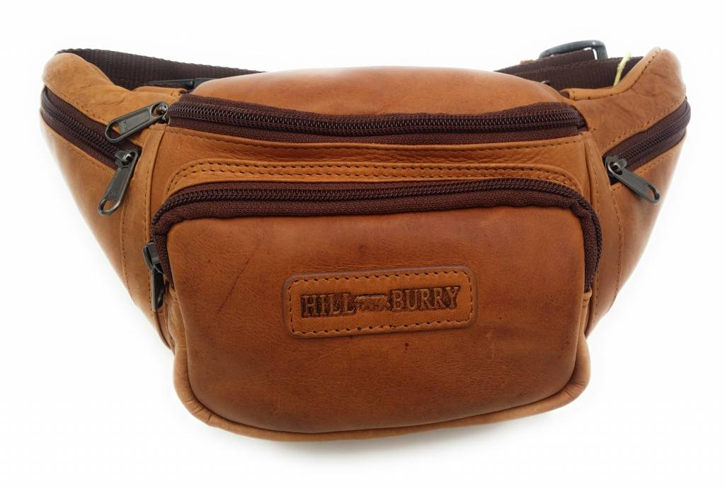 545c3126831b1 Hill burry hill burry leather waist bag pouch firmly chic appearance vintage  leather brown cognac jpg