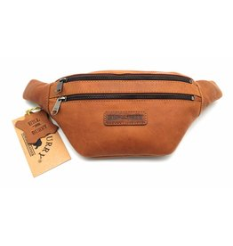 Hill Burry Hill Burry - VB10068 -3108 - Leather waist bag - pouch - firmly d6e782600cfb4