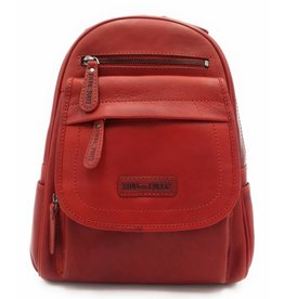 3f61fa494016 Hill Burry Hill Burry - VB10045 - 3109 - real leather - women - Backpack -