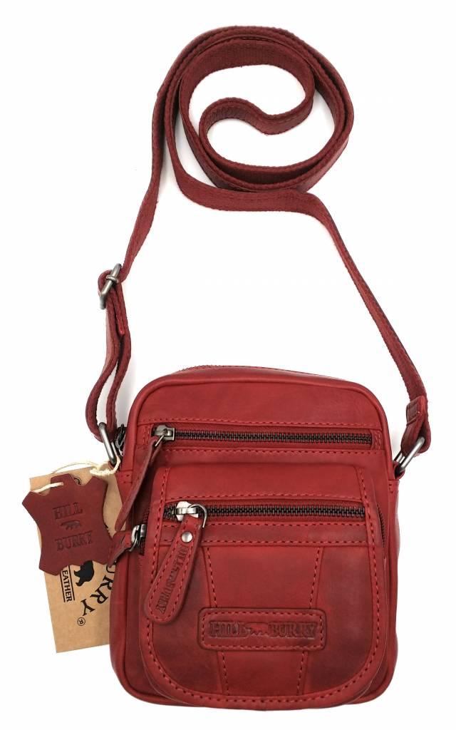 ... Hill Burry Hill Burry - VB10048 - 3112 - real leather - shoulder bag -  crossbodytas ... 9dde4392126d9