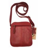 Hill Burry Hill Burry - VB10048 - 3112 - real leather - shoulder bag -  crossbodytas 34539909dad96
