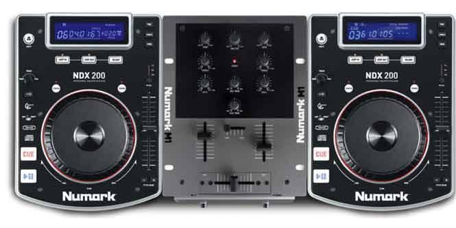 CD DJ IN A BOX