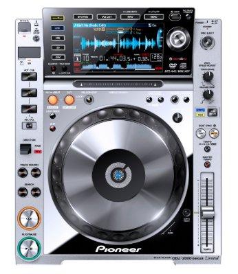 CDJ 2000NXS-M