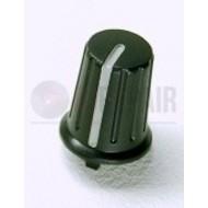 Pioneer TRIM CH1-4/MIC1 TREBLE-BASS-LEVEL knop 224301300