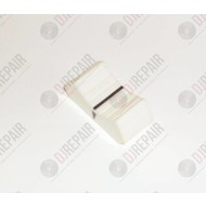 DateQ Fader knob White 11mm