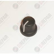DateQ Potentiometer Knob Grey Ace
